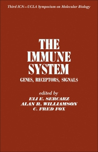 The Immune System - 1st Edition - ISBN: 9780126371505, 9781483277400