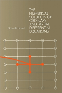 The Numerical Solution of Ordinary and Partial Differential Equations - 1st Edition - ISBN: 9780126374759, 9781483259147