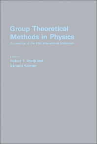 Group Theoretical Methods in Physics - 1st Edition - ISBN: 9780126376500, 9780323141529