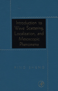 Cover image for Introduction to Wave Scattering, Localization, and Mesoscopic Phenomena