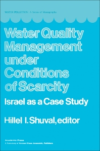 Water Quality Management Under Conditions of Scarcity - 1st Edition - ISBN: 9780126412802, 9780323153980