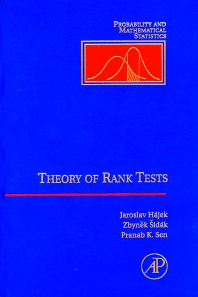 Theory of Rank Tests, 2nd Edition,Zbynek Sidak,Pranab Sen,Jaroslav Hajek,ISBN9780126423501