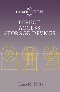 Cover image for An Introduction to Direct Access Storage Devices