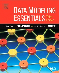 Data Modeling Essentials, 3rd Edition,Graeme Simsion,Graham Witt,ISBN9780126445510