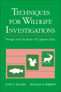 Cover image for Techniques in Wildlife Investigations