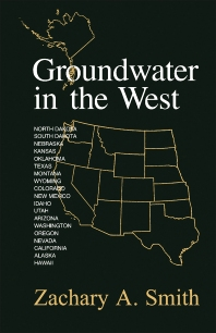 Groundwater in the West - 1st Edition - ISBN: 9780126529951, 9781483220260