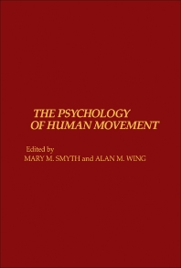 Cover image for Psychology of Human Movement