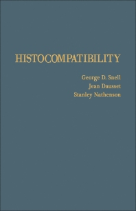 Histocompatibility - 1st Edition - ISBN: 9780126537505, 9780323151313