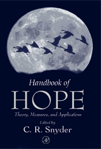 Handbook of Hope - 1st Edition - ISBN: 9780126540505, 9780080533063