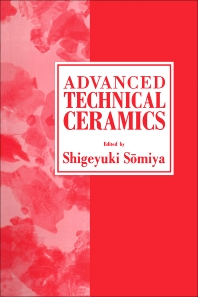 Cover image for Advanced Technical Ceramics