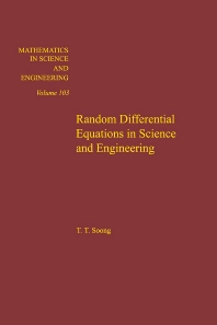 Cover image for Random Differential Equations in Science and Engineering