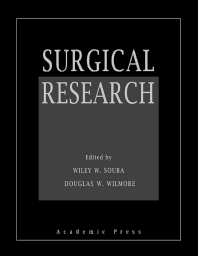 Surgical Research - 1st Edition - ISBN: 9780126553307, 9780080542140