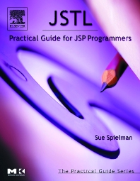JSTL, 1st Edition,Sue Spielman,ISBN9780126567557