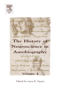 The History Of Neuroscience In Autobiography - 1st Edition - ISBN: 9780126602463