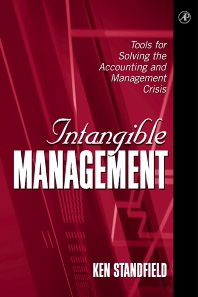 Intangible Management, 1st Edition,Ken Standfield,ISBN9780126633511
