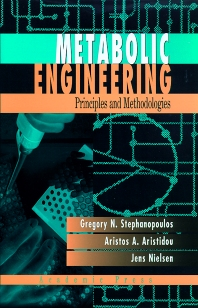 Metabolic Engineering, 1st Edition,George Stephanopoulos,Aristos Aristidou,Jens Nielsen,ISBN9780126662603