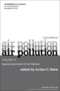 Air Pollution V4 - 3rd Edition - ISBN: 9780126666045, 9780323162005