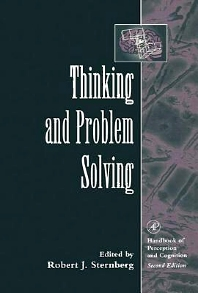Thinking and Problem Solving, 1st Edition,Robert Sternberg,ISBN9780126672602