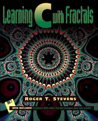 Cover image for Learning C with Fractals