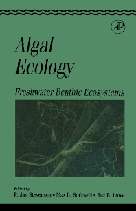 Cover image for Algal Ecology