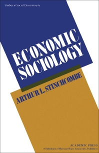 Economic Sociology - 1st Edition - ISBN: 9780126713800, 9781483261317
