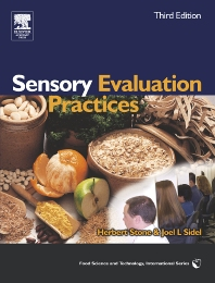 Cover image for Sensory Evaluation Practices