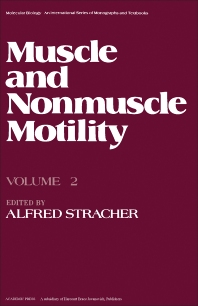 Muscle and Nonmuscle Motility - 1st Edition - ISBN: 9780126730029, 9781483275567