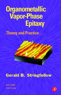 Cover image for Organometallic Vapor-Phase Epitaxy