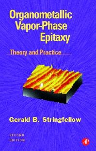 Cover image for Organometallic Vapor-Phase Epitaxy
