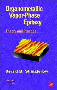 Organometallic Vapor-Phase Epitaxy, 2nd Edition,Gerald Stringfellow,ISBN9780126738421