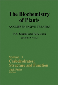 Carbohydrates: Structure and Function - 1st Edition - ISBN: 9780126754032, 9781483220338