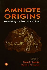 Cover image for Amniote Origins