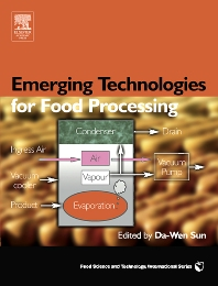 Emerging Technologies for Food Processing, 1st Edition,Da-Wen Sun,ISBN9780126767575
