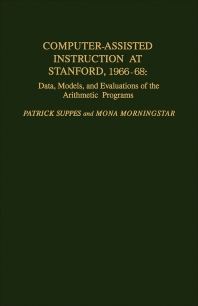 Cover image for Computer-Assisted Instruction at Stanford, 1966-68