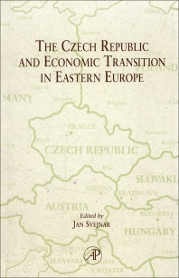 Cover image for The Czech Republic and Economic Transition in Eastern Europe
