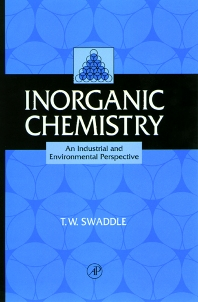 Cover image for Inorganic Chemistry