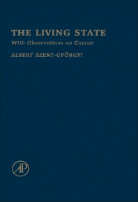 The Living State - 1st Edition - ISBN: 9780126809602, 9780323161091