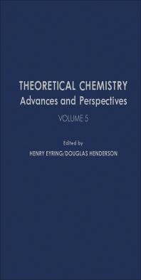 Theoretical Chemistry - 1st Edition - ISBN: 9780126819052, 9781483220413