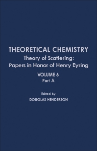 Theoretical Chemistry - 1st Edition - ISBN: 9780126819069, 9781483220420