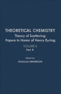 Theoretical Chemistry - 1st Edition - ISBN: 9780126819076, 9781483220437