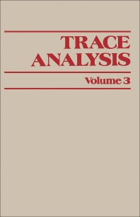 Trace Analysis - 1st Edition - ISBN: 9780126821031, 9781483264059