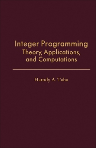 Integer Programming - 1st Edition - ISBN: 9780126821505, 9781483260372
