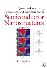 Cover image for Quantum Coherence Correlation and Decoherence in Semiconductor Nanostructures
