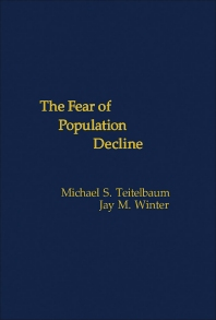 The Fear of Population Decline - 1st Edition - ISBN: 9780126851908, 9781483289267