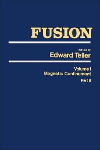 Fusion Part B - 1st Edition - ISBN: 9780126852417, 9780323146616