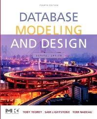Cover image for Database Modeling and Design