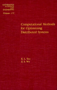 Cover image for Computational Methods for Optimizing Distributed Systems