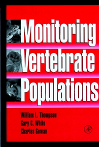 Monitoring Vertebrate Populations, 1st Edition,William Thompson,Gary White,Charles Gowan,ISBN9780126889604
