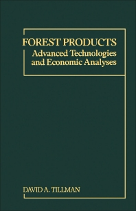 Forest Products - 1st Edition - ISBN: 9780126912708, 9781483265742