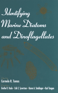 Cover image for Identifying Marine Diatoms and Dinoflagellates